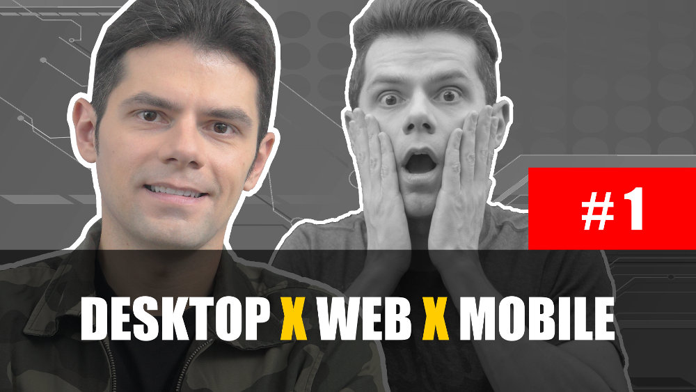 desktop x web x mobile